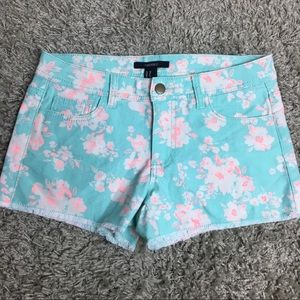 SZ 26 Floral Bloom Forever 21 Shorts